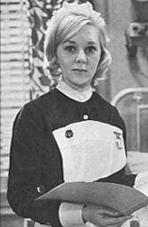 Three new scans of Sister Carole Young from the Emergency Ward 10 1963 Annual.