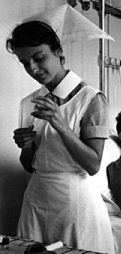 French Student Nurses from the '60s & '70s. Thanks, Renaud.