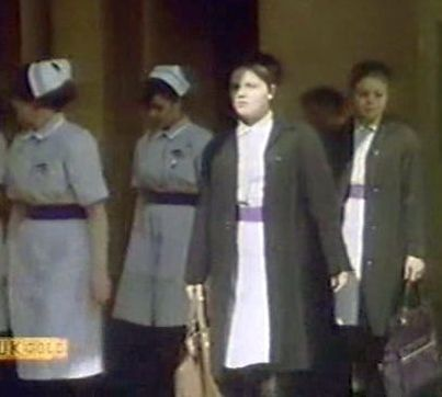 Episode Case History from 'Angels', UK 1975