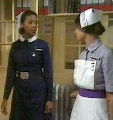 Episode Casualty from 'Angels', UK 1975